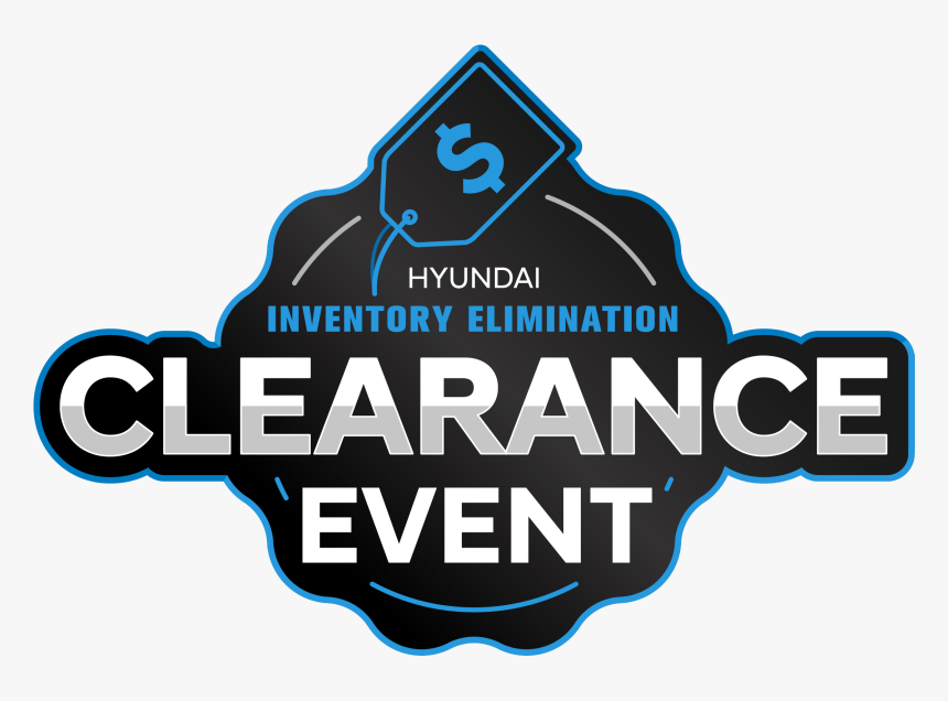Hyundai Inventory Elimination Clearance Event - 5 Off Coupon, HD Png Download, Free Download