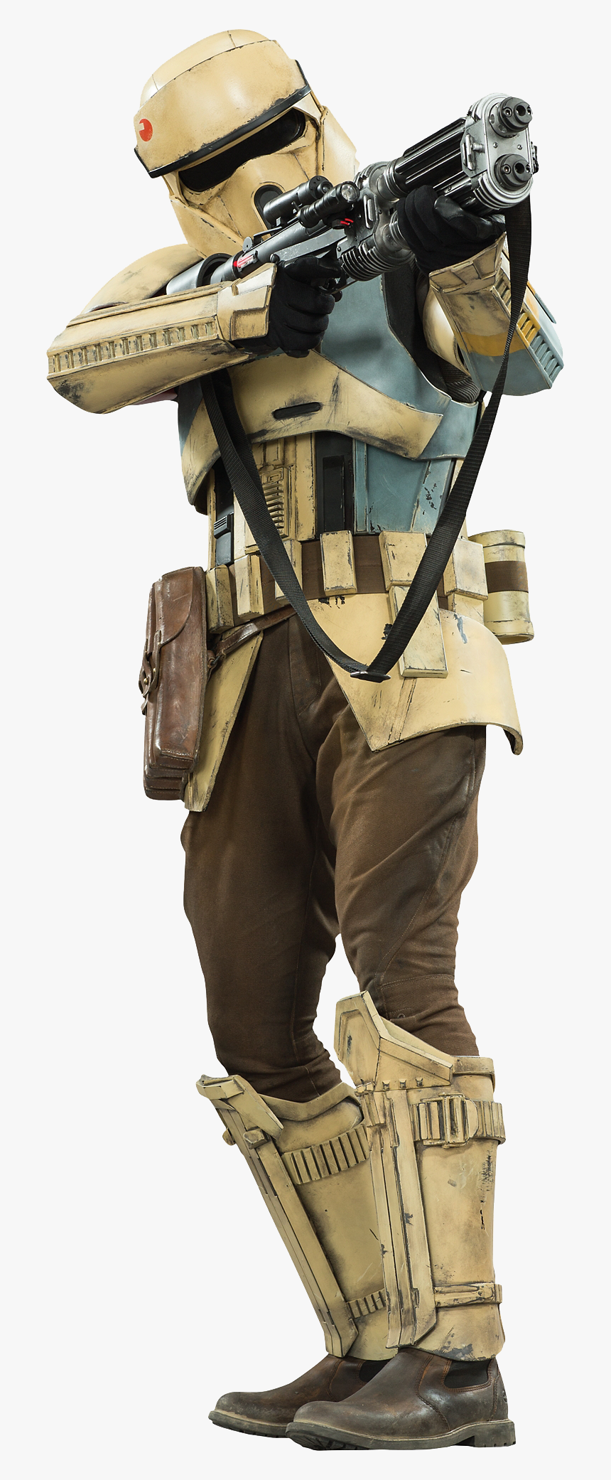 Shoretrooper The Characters Of Rogue One A Star Wars - Imperial Shoretrooper, HD Png Download, Free Download