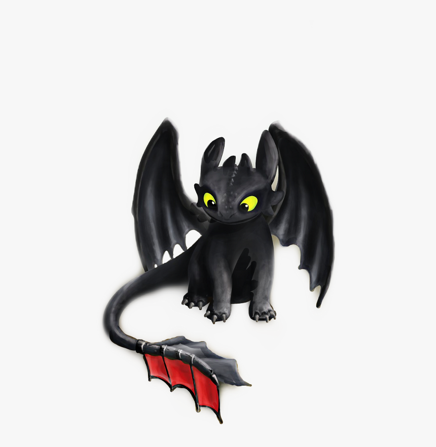 Night Fury Toothless Dragon Png Download Stickers How To Train Your Dragon Transparent Png Kindpng