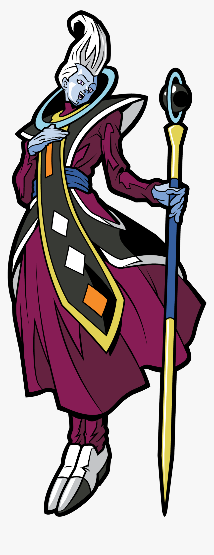 Dragon Ball Super Whis Bills, HD Png Download, Free Download