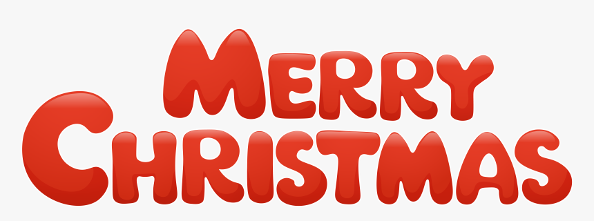 Transparent Merry Christmas Banner Png - Merry Christmas Cartoon Clip Art, Png Download, Free Download