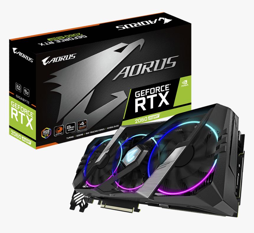 Aorus 2060, HD Png Download, Free Download