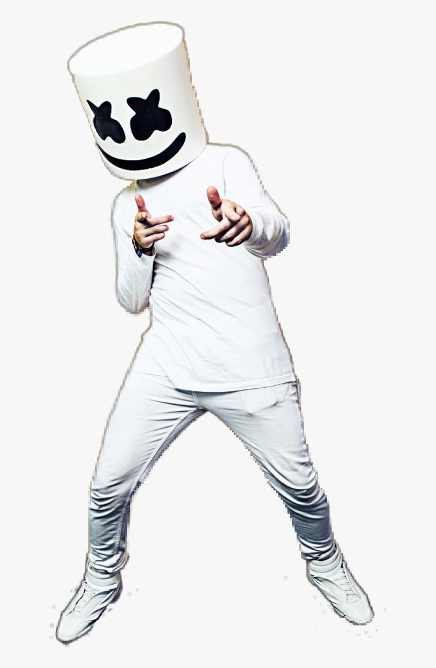 #ftestickers #people #dj #marshmello #dance #party - Dj Marshmello Clipart Png, Transparent Png, Free Download