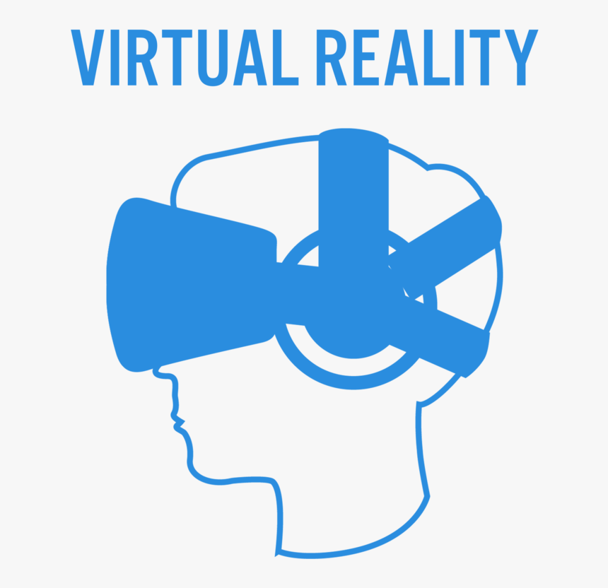 Virtual Reality - Virtual Reality Device Icon Png, Transparent Png, Free Download