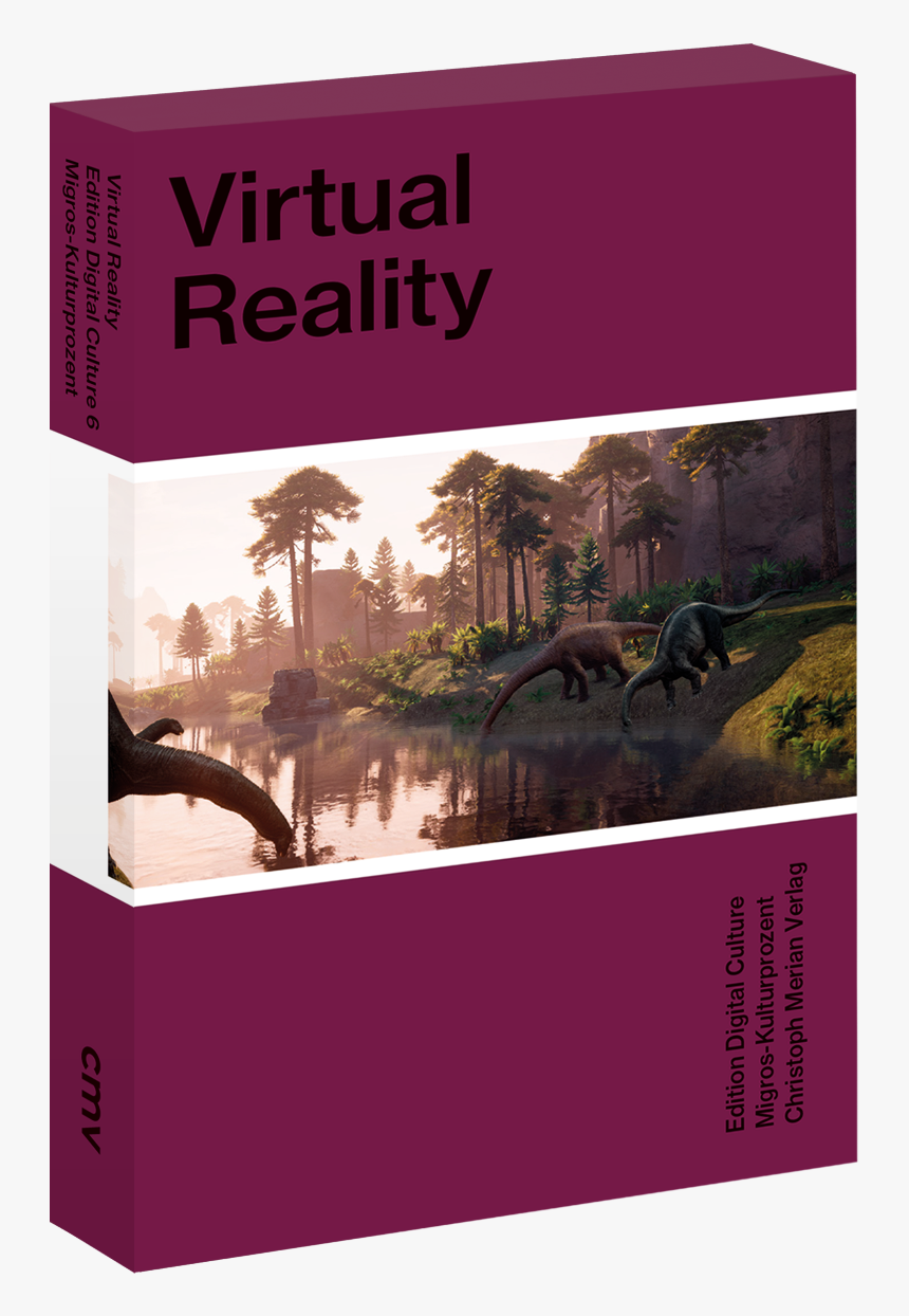 Virtual Reality - Virtual Realityedition Digital Culture 6, HD Png Download, Free Download