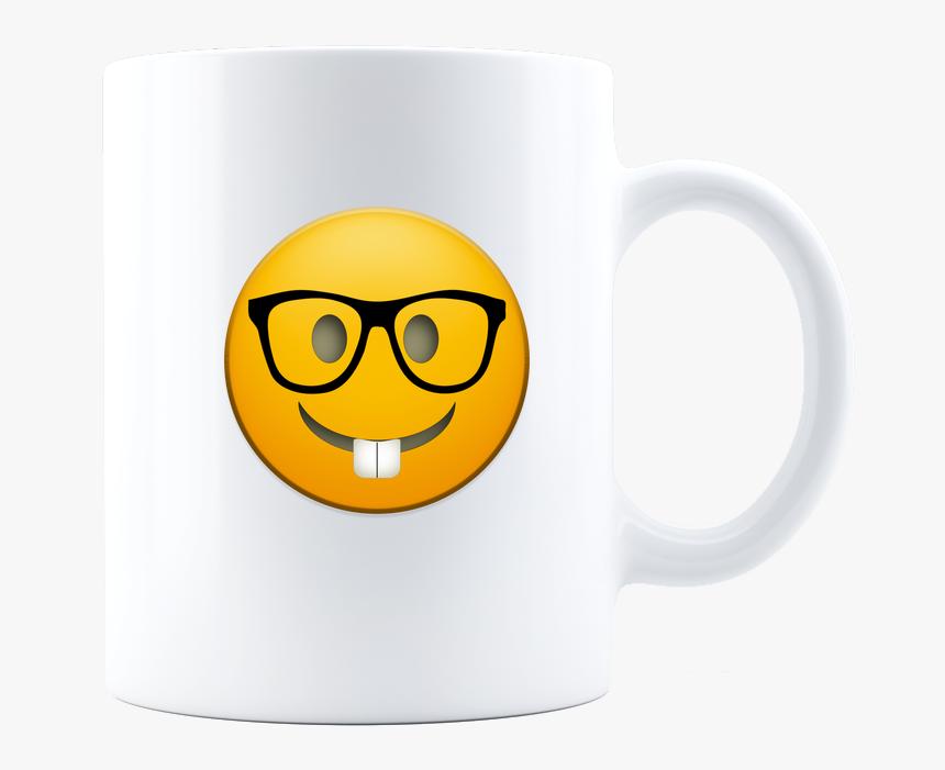 Transparent Coffee Emoji Png - Printable Single Emoji Faces, Png Download, Free Download