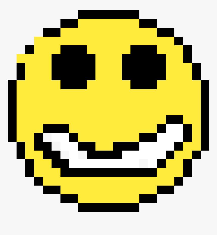 Pixilart Smiley Emoji By Pubg Pixel Smiley Face Gif Hd