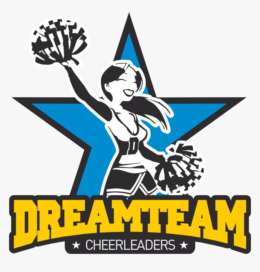 Cheerleaders Logo, HD Png Download, Free Download