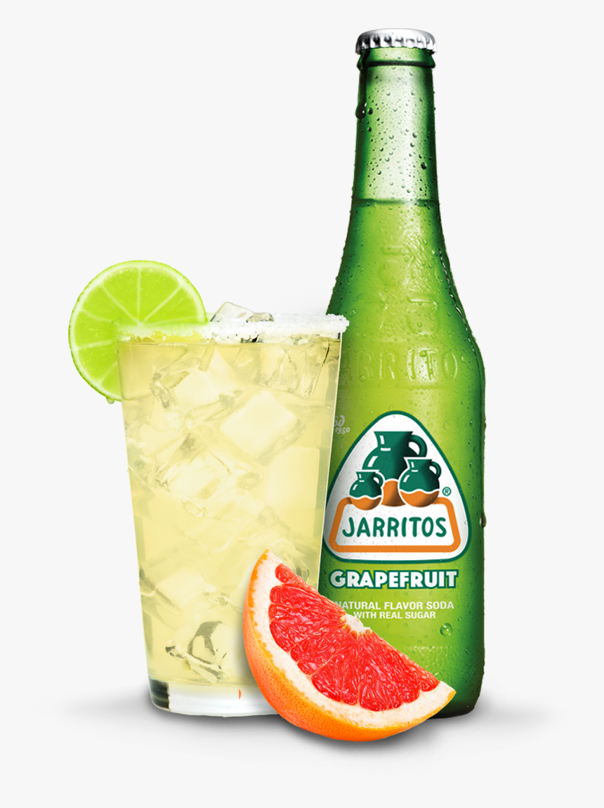 Paloma - Jarritos Grapefruit 330ml, HD Png Download, Free Download