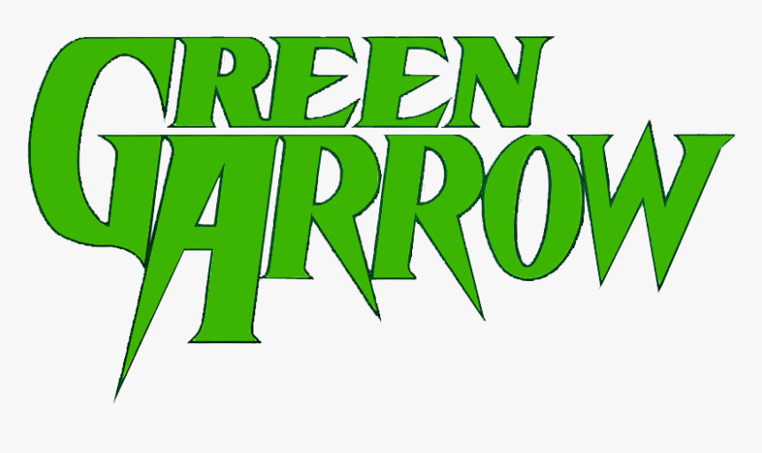 Image Vol Crossroads Dc - Dc Comics Green Arrow Logo, HD Png Download, Free Download