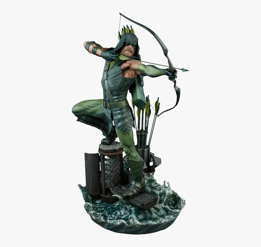 Green Arrow Premium Format, HD Png Download, Free Download