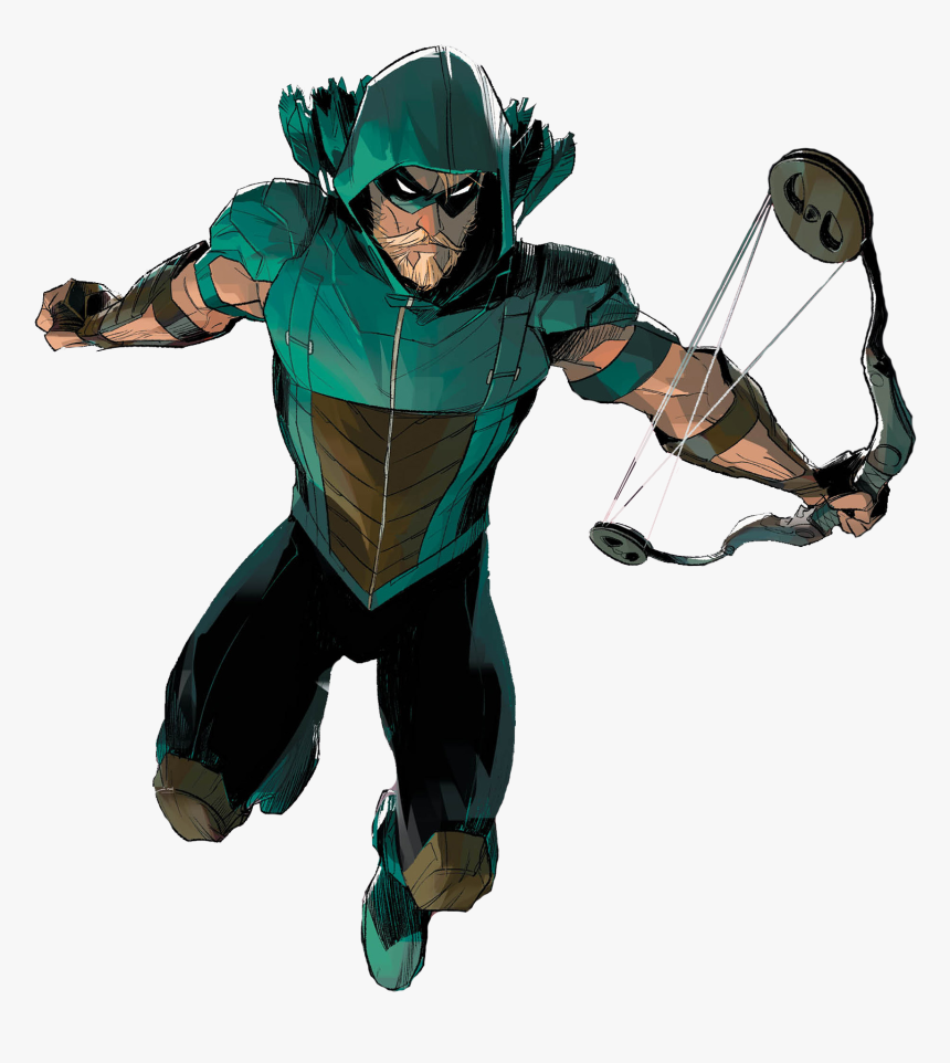 Death Battle Wiki - Green Arrow Death And Life Of Oliver Queen, HD Png Download, Free Download