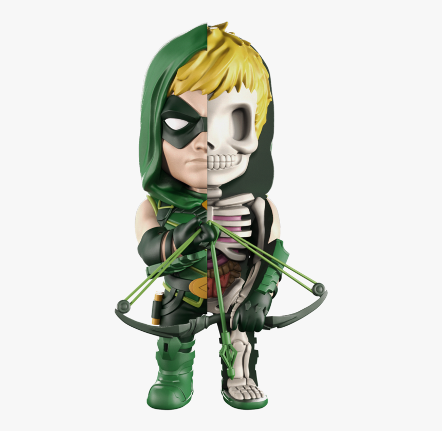 Xxray Green Arrow, HD Png Download, Free Download