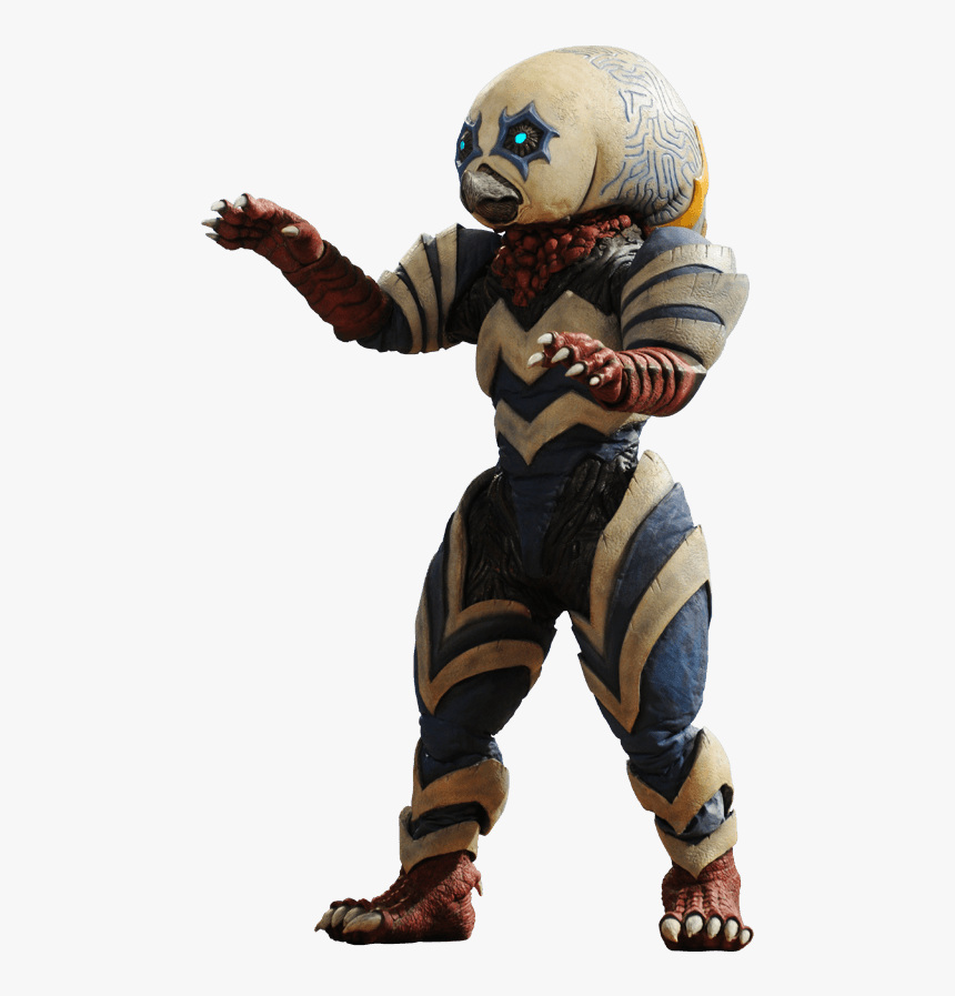 Thumb Image - Ultraman Alien Guts, HD Png Download, Free Download