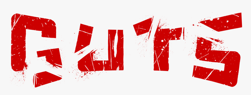 Guts Game Logo, HD Png Download, Free Download