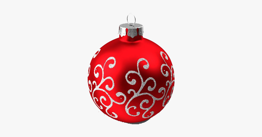 Christmas Ornaments Transparent Background - Transparent Background Christmas Ornament Png, Png Download, Free Download