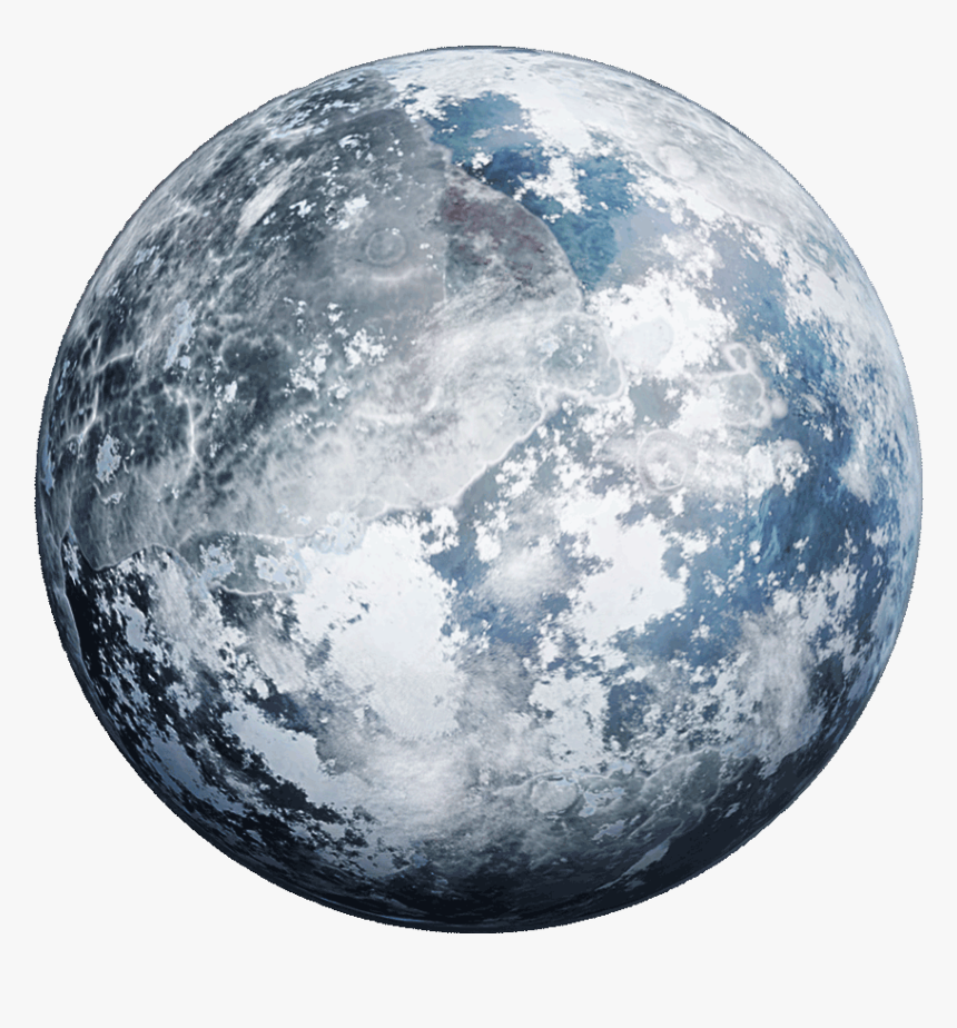 Ice Planet Png, Transparent Png, Free Download
