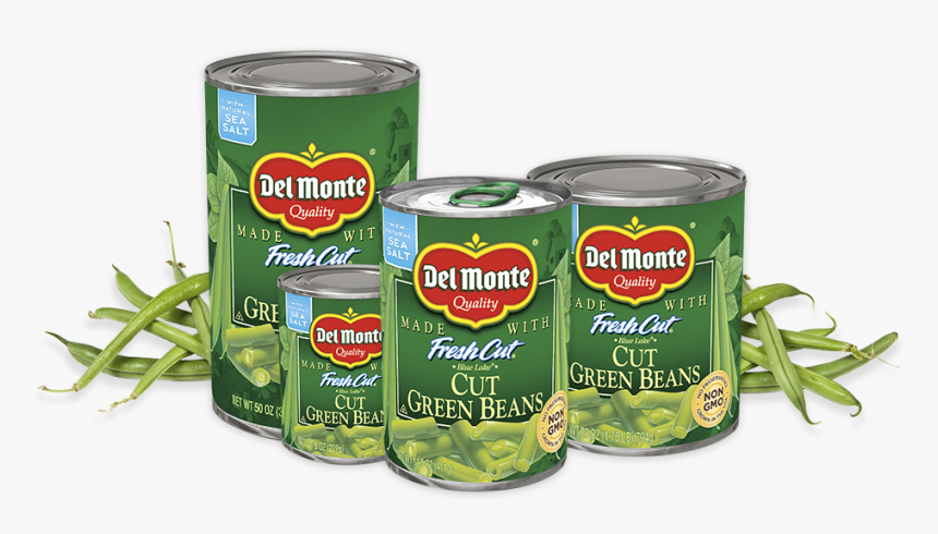 Blue Lake® Cut Green Beans - Cans Of Green Beans, HD Png Download, Free Download