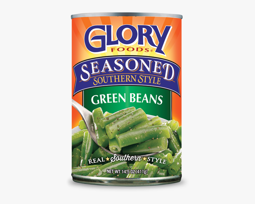 Seasoned Green Beans - Canned Rice And Beans, HD Png Download, Free Download