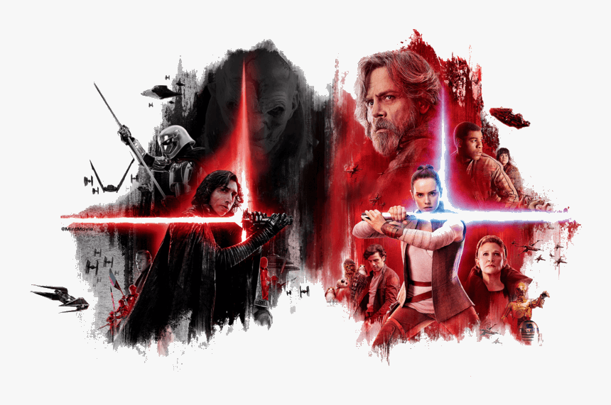 Episode Viii The Last Jedi Click Here For Free Watch Star Wars Wallpaper The Last Jedi Hd Png Download Kindpng