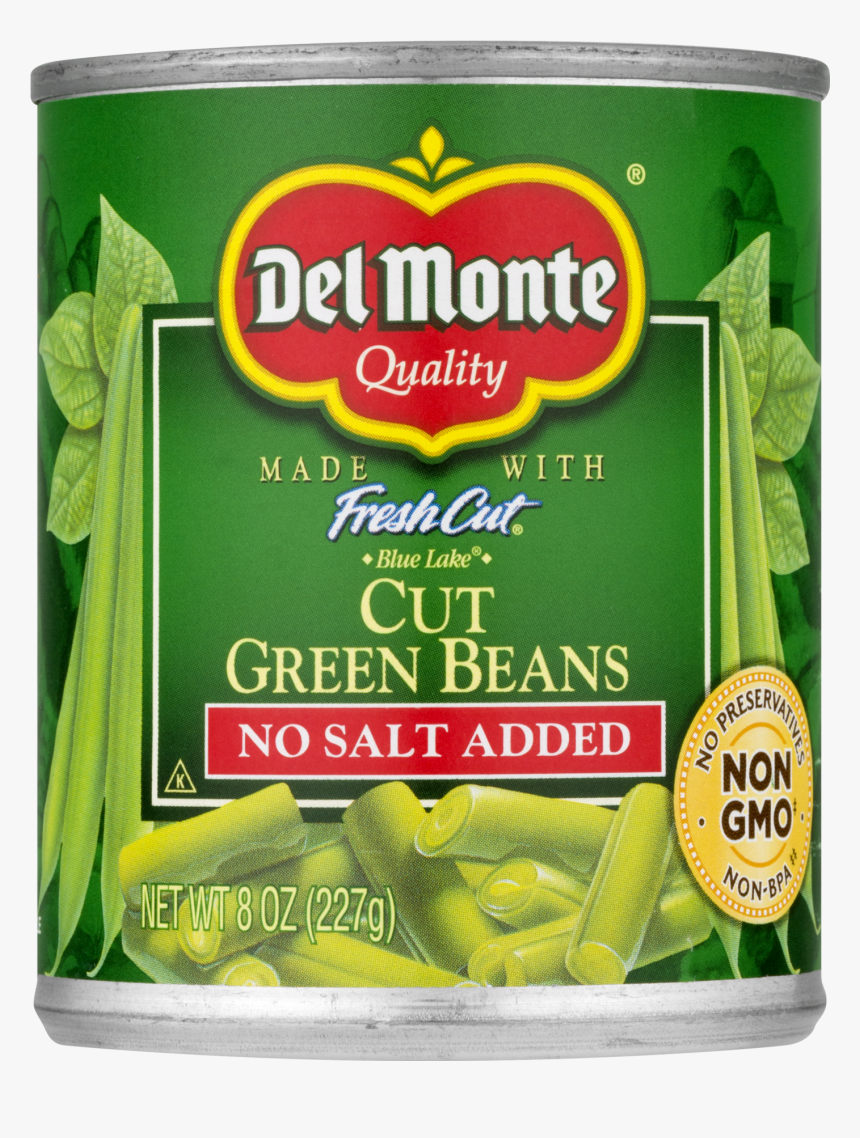 Del Monte Cut Green Beans, HD Png Download, Free Download