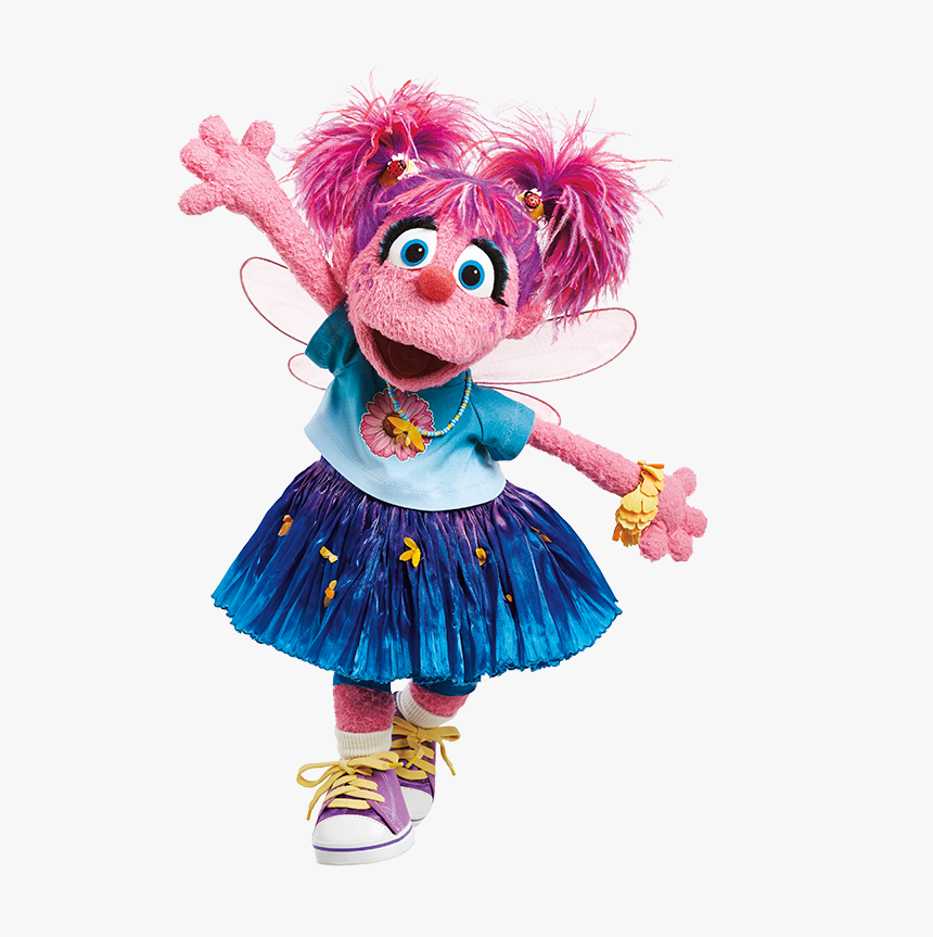 Sesame Street Abby Cadabby Hd Png Download Kindpng