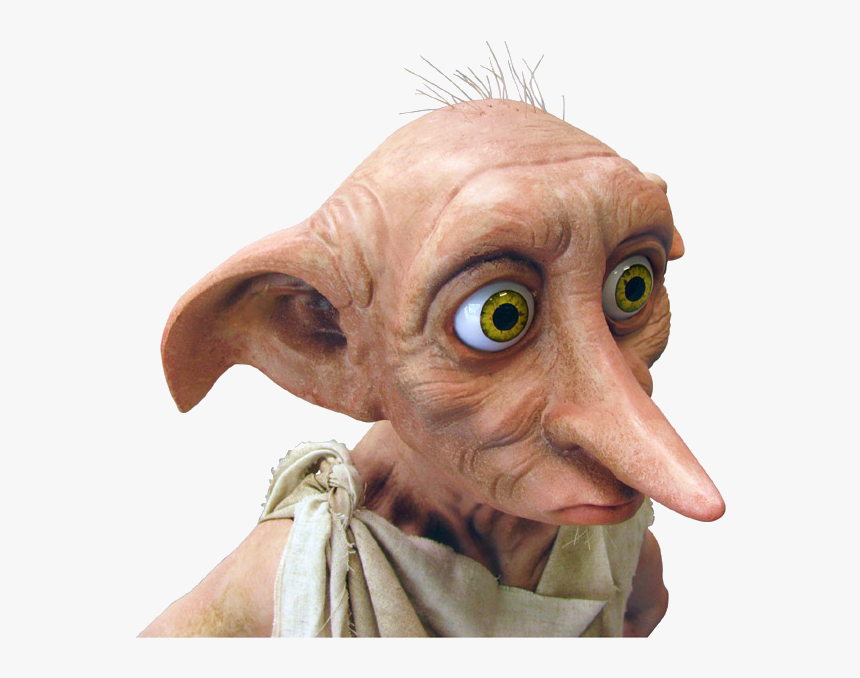 Harry Potter Dobby Mask , Png Download - Dobby Harry Potter, Transparent Png, Free Download