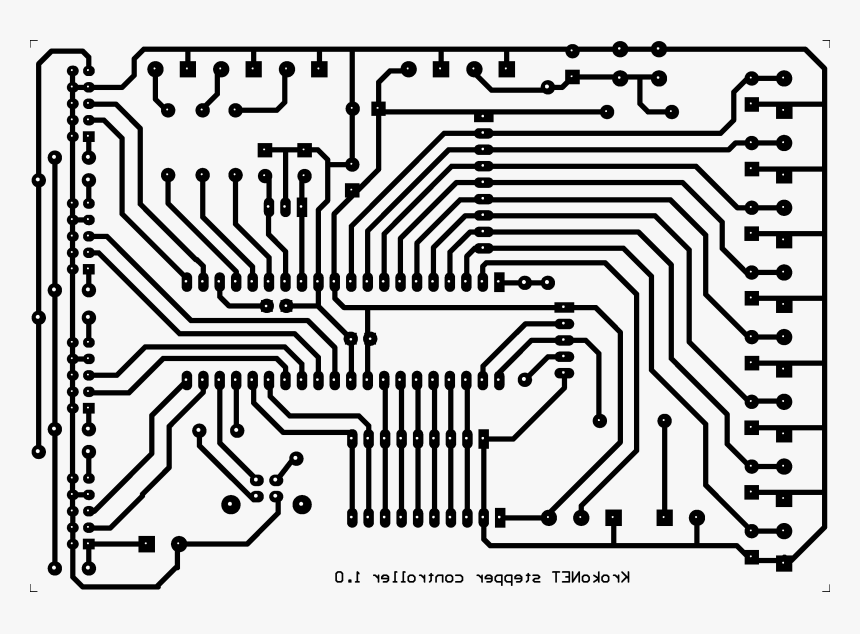 Circuit Board Png Clipart Electronics Png Transparent Png Kindpng