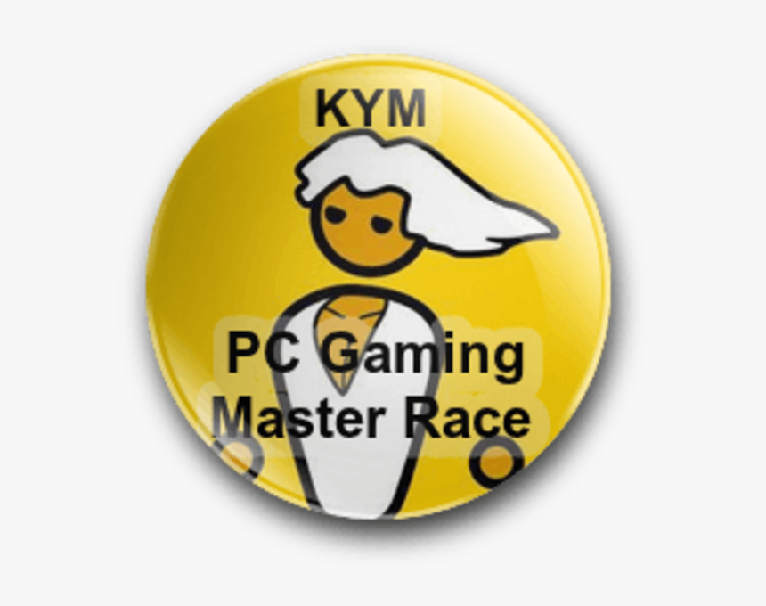 Kym Pc Gaming Aster Race Dragon Age - Pc Master Race, HD Png Download, Free Download