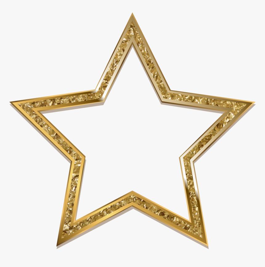Star Shape Clip Art, HD Png Download, Free Download