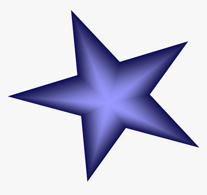 Transparent Background Shapes Star, HD Png Download, Free Download
