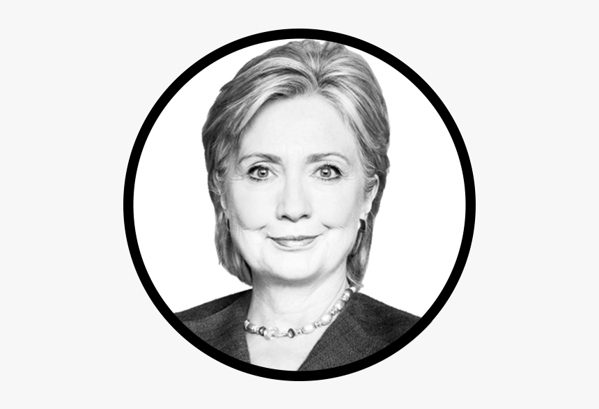 Hillary Clinton White Background, HD Png Download, Free Download