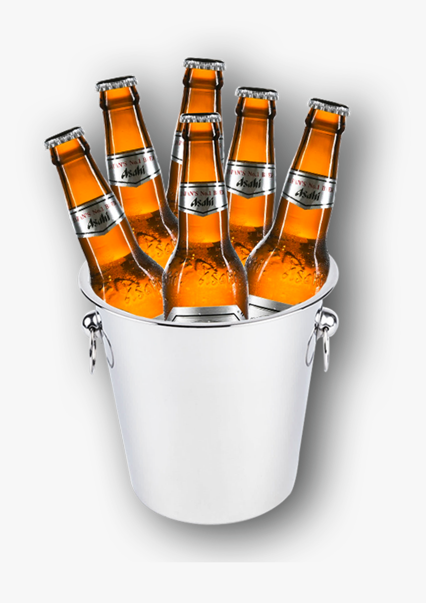 6 Bucket Of Beer Png Transparent Png Kindpng