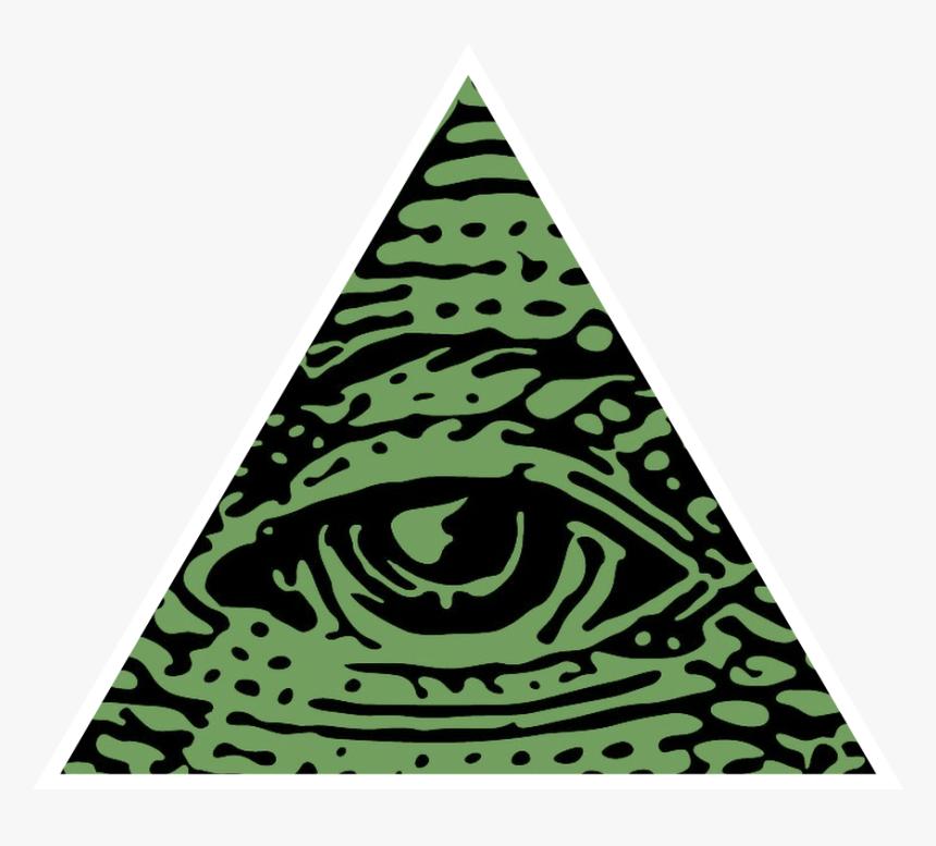 Illuminati Triangle Png , Png Download - Illuminati Png, Transparent Png, Free Download