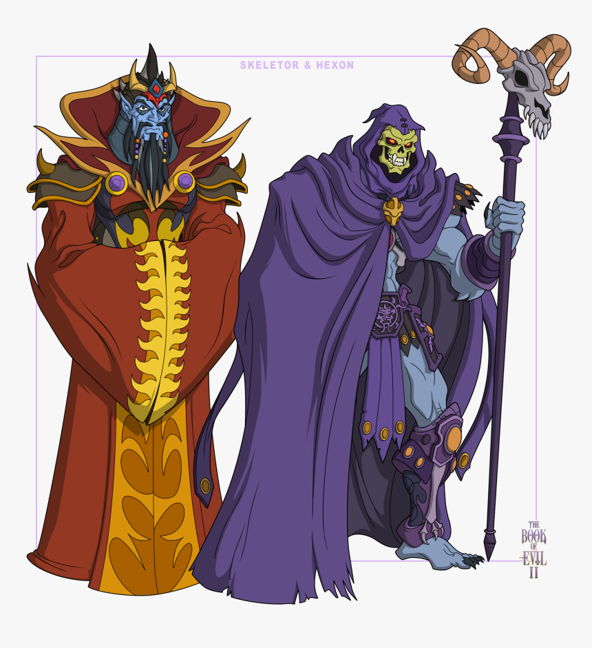 Png Royalty Free Library He Man Obviously Has No Concept - Skeletor Masters Of The Universe 2002, Transparent Png, Free Download