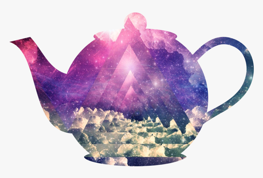 Triangle Illuminati Galaxy , Png Download - Teapot Clipart Transparent Background, Png Download, Free Download