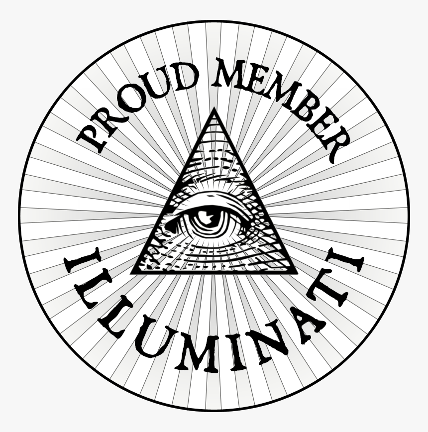 Proud To Be Illuminati, HD Png Download, Free Download