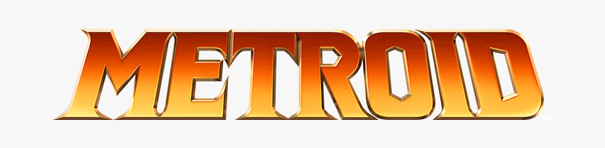 Metroid Logo Png - Fictional Character, Transparent Png ...