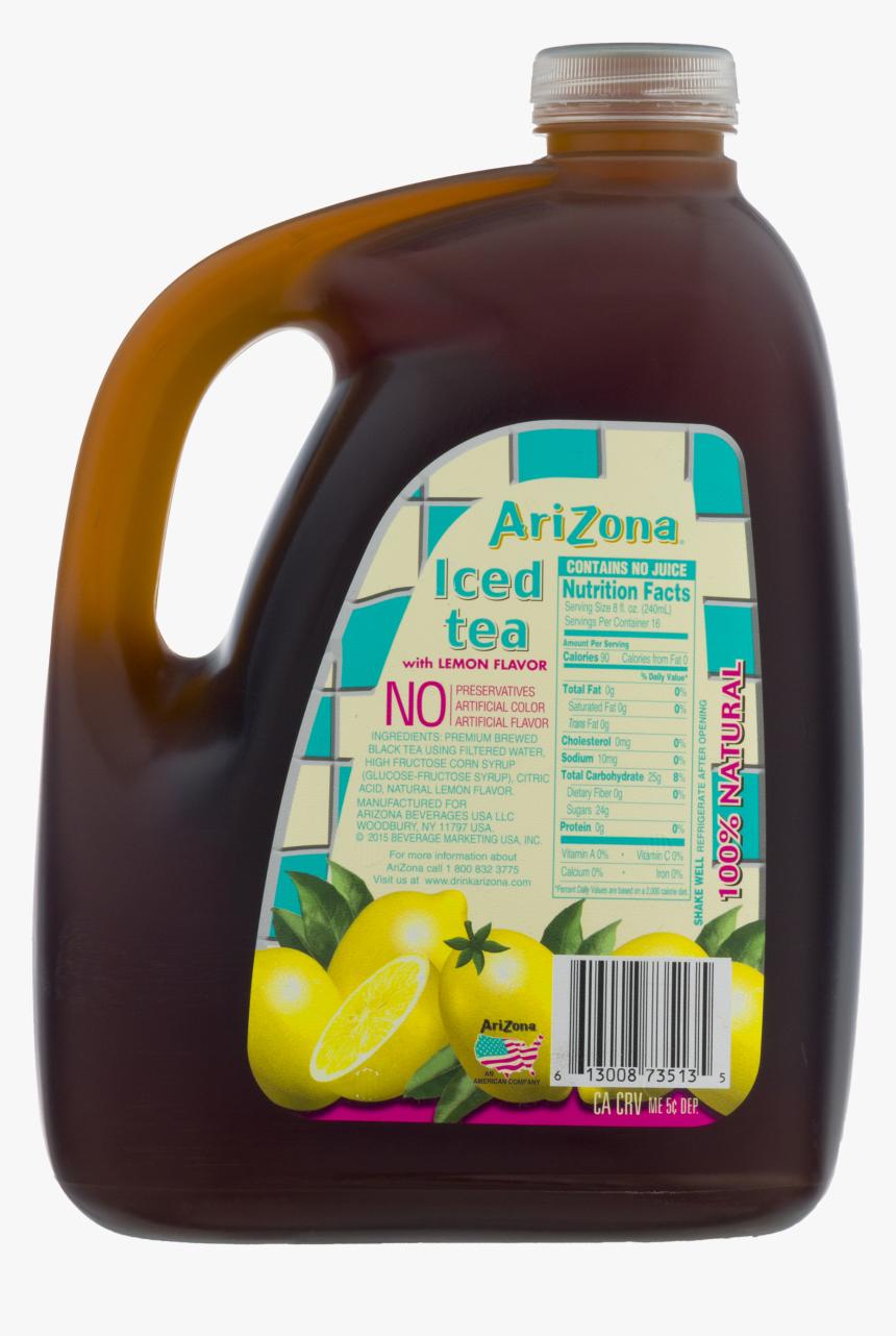 Arizona Iced Tea Gallon Nutrition Facts