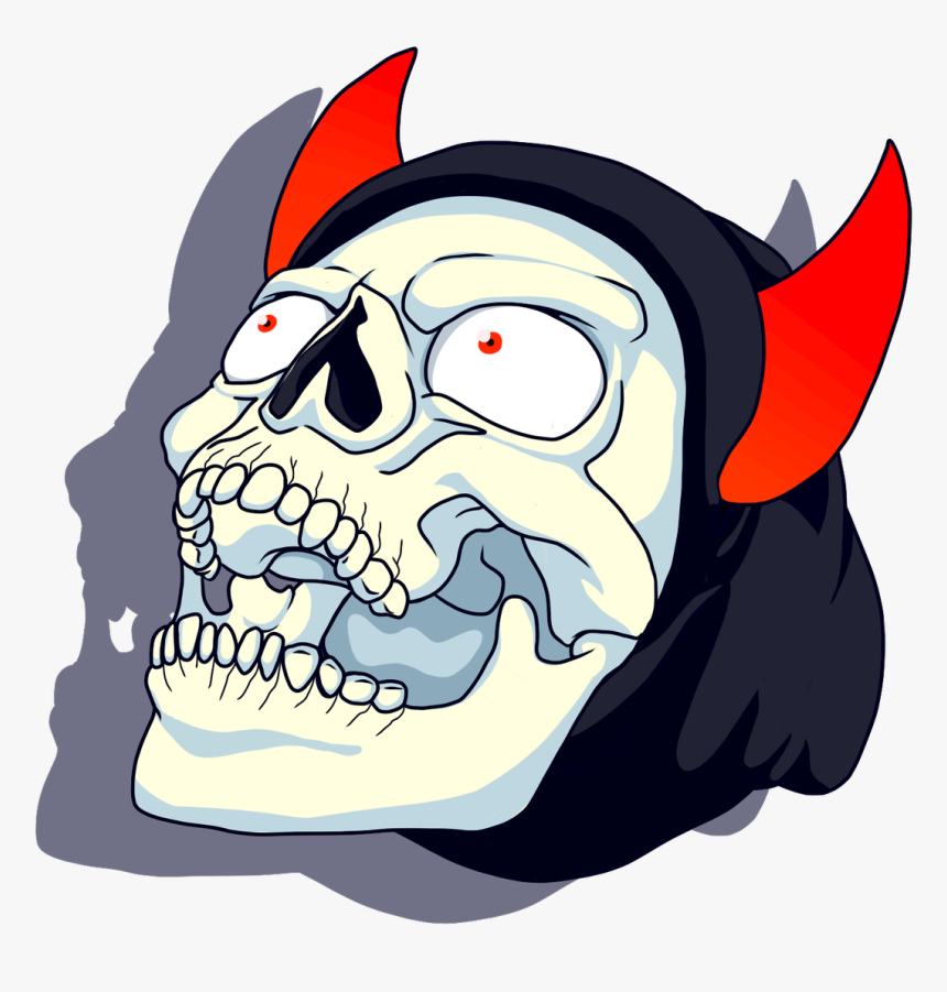 Nyx Fears Skeleton, HD Png Download, Free Download