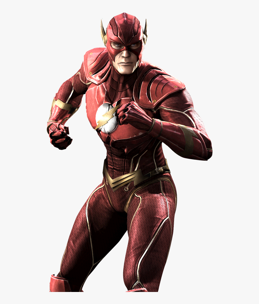 No Caption Provided - Injustice Flash, HD Png Download, Free Download