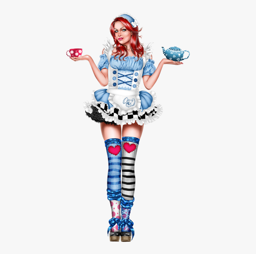 Girls 4, 3d Girl, Tube, Pinup, Pirates, Clip Art, Goth - Pin Up Girl En Png, Transparent Png, Free Download
