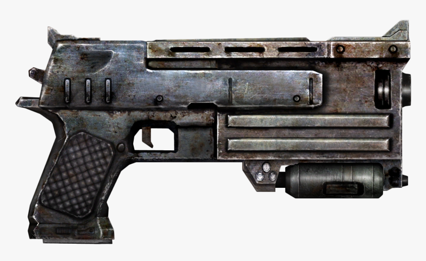 Nukapedia The Vault - Fallout 10 Mm Pistol, HD Png Download, Free Download