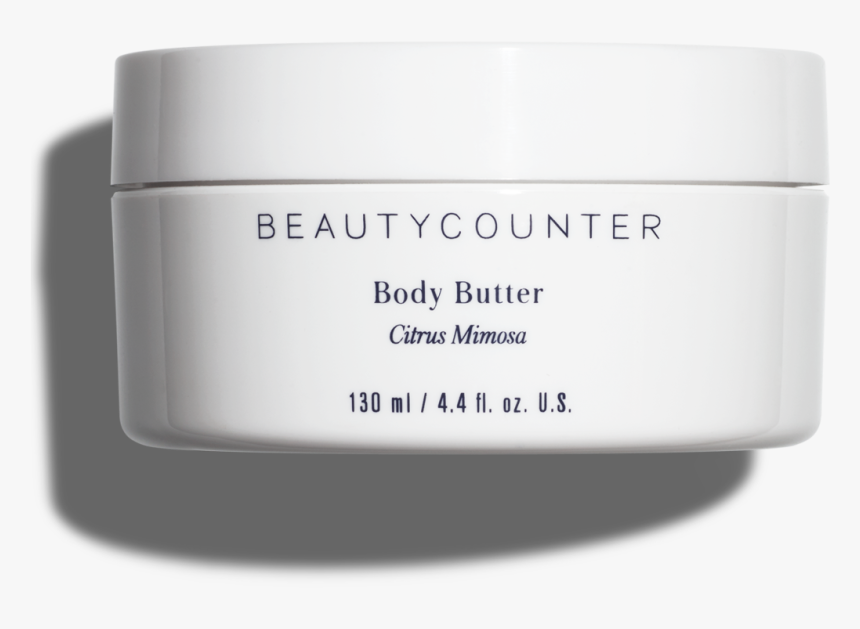 Beautycounter Citrus Mimosa Body Butter, HD Png Download, Free Download