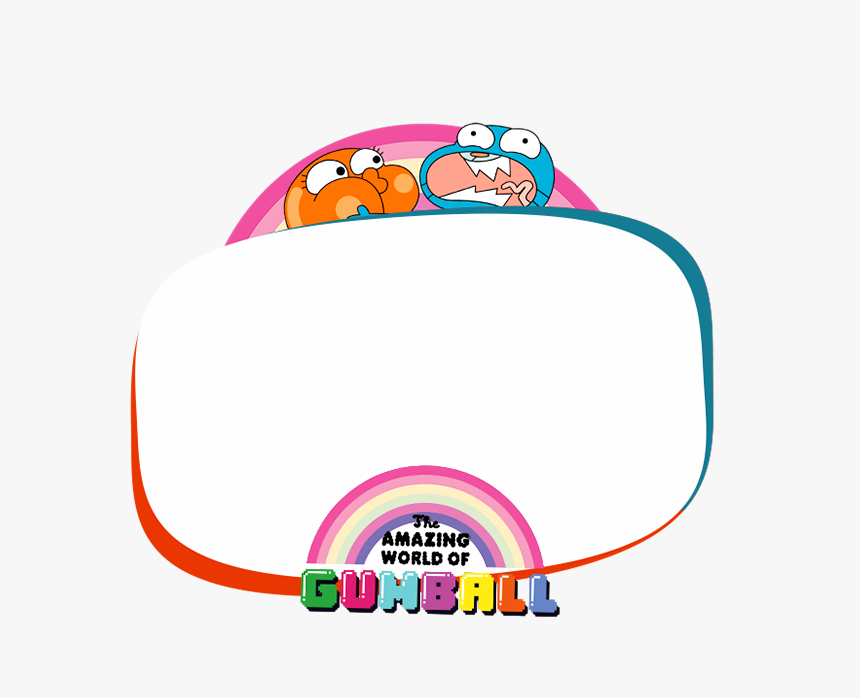 The Amazing World Of Gumball Png Download Invitaciones
