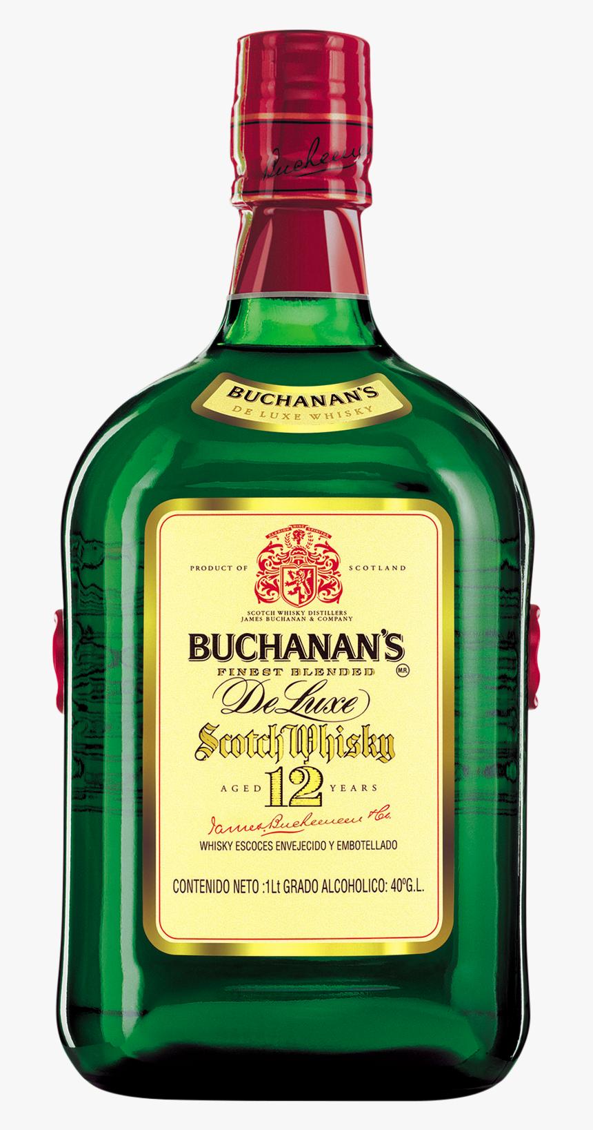Corona Bottle Png - Buchanans 12, Transparent Png, Free Download