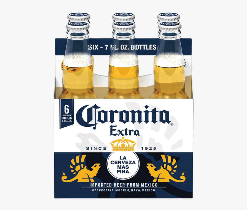 Coronita - Corona Extra Six Pack Png, Transparent Png, Free Download