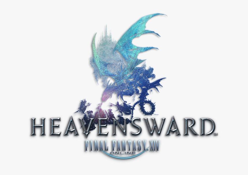 Final Fantasy 14 Logo, HD Png Download, Free Download