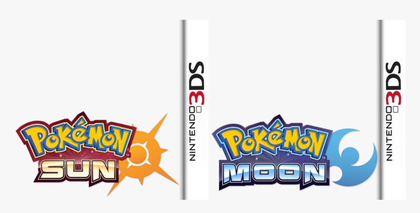 Transparent Pokemon Ultra Sun Logo Png - Pokemon Sun Moon Logo Png, Png Download, Free Download
