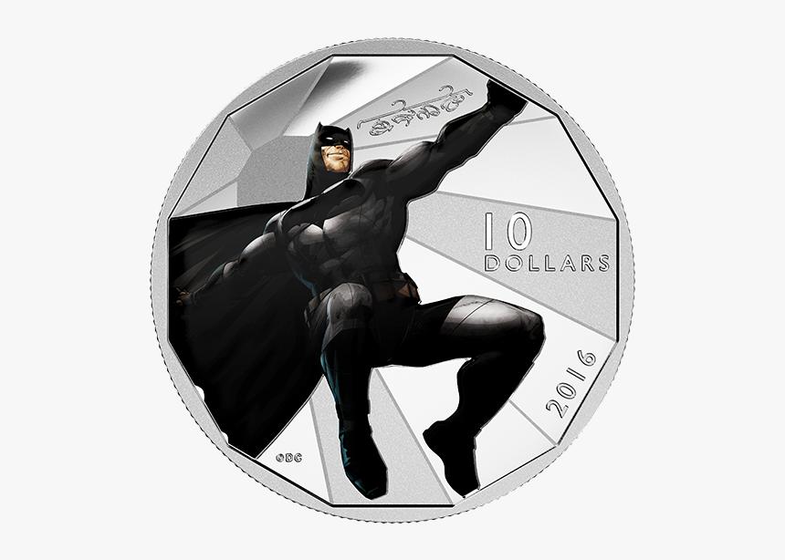 Canadian Mint Batman Coin, HD Png Download, Free Download